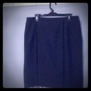 Sigrid Olsen Work Skirt, Size 14